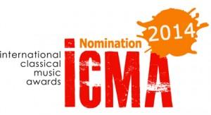 ICMA Nomination 2014