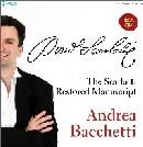 ICMA 2014 Bar. Instr. Scarlatti Bacchetti