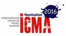 ICMA Nominations 2016