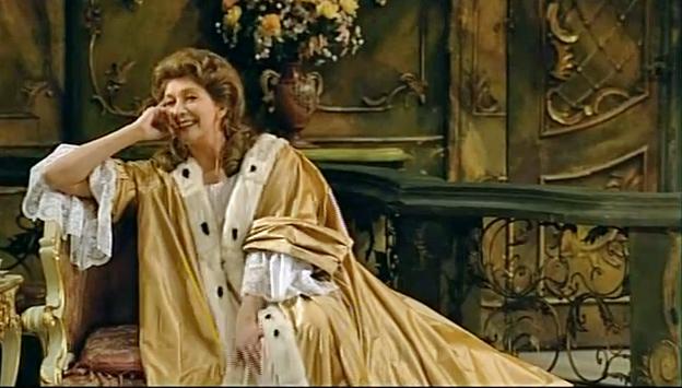Felicity Lott chante la Maréchale à l'Opéra de Vienne