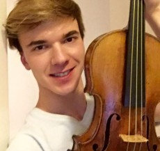 Yury Revich To Play A Strad from 1709