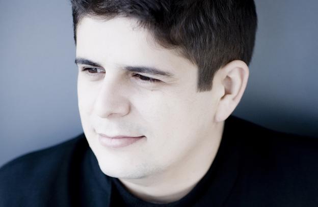 Javier Perianes pianist Photo: Marco Borggreve for Harmonia Mundi