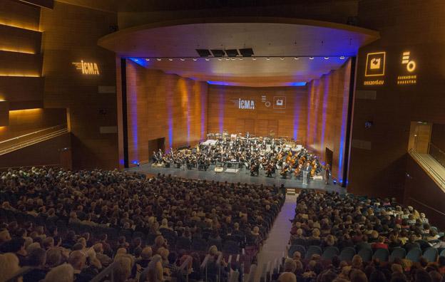 salle concert san sebastian