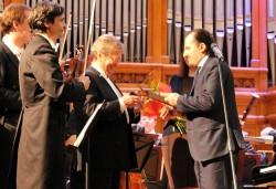 ICMA 2013: A TROPHY FOR VLADIMIR FEDOSEYEV