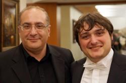 Martha Argerich Invites Young Artist Alessandro Mazzamuto