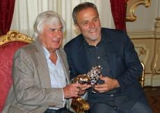 Dmitrij Kitajenko Honoured By The Mayor Of Zagreb