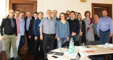 ICMA General Assembly At Leipzig's Bacharchiv