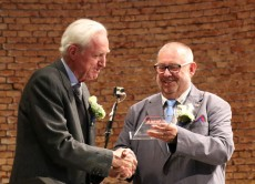 Klaus Heymann Honored With An ICMA Special Achievement Award