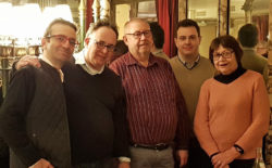ICMA Board Meeting in Paris