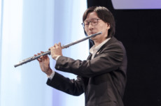 16 year-old flutist Yuan Yu: « It's about dealing with emotions… »