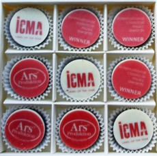 Sweet idea from ICMA's Label of the Year