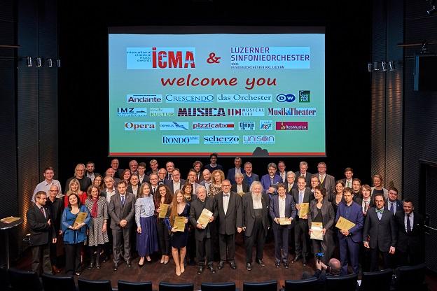 ed872f2987 International Classical Music Awards web site | ICMA