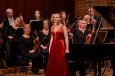 Eva Gevorgyan won the Grand Prix of the Russian National Orchestra