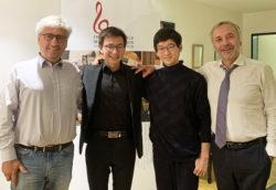 ICMA Discovery Award winners study at Liechtenstein Academy