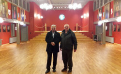 Preparations for ICMA Gala 2021 in Vaduz have started