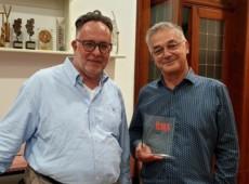 Accentus honoured with ICMA Award