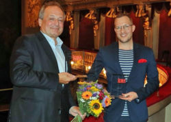 Pentatone honoured in Vienna as ICMA Label of the Year