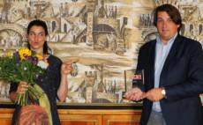 Unitel was presented the ICMA Award in Vienna