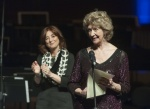 Lifetime_Achievement_Award_Felicity_Lott_&_Cristina Uriarte,_Minister_of_Culture_of_the_Basque_Government © Juantxo Egana.JPG